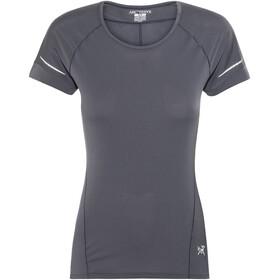 Arc'teryx Motus - T-shirt manches courtes Femme - noir